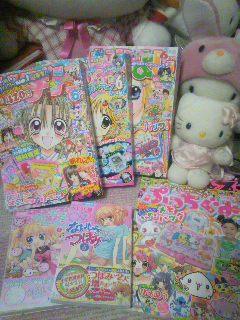 少女漫画大好き!