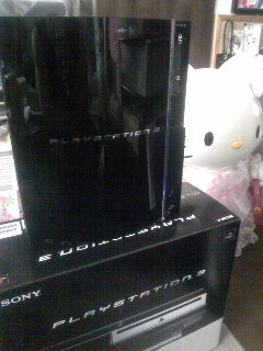 PS3沈黙…